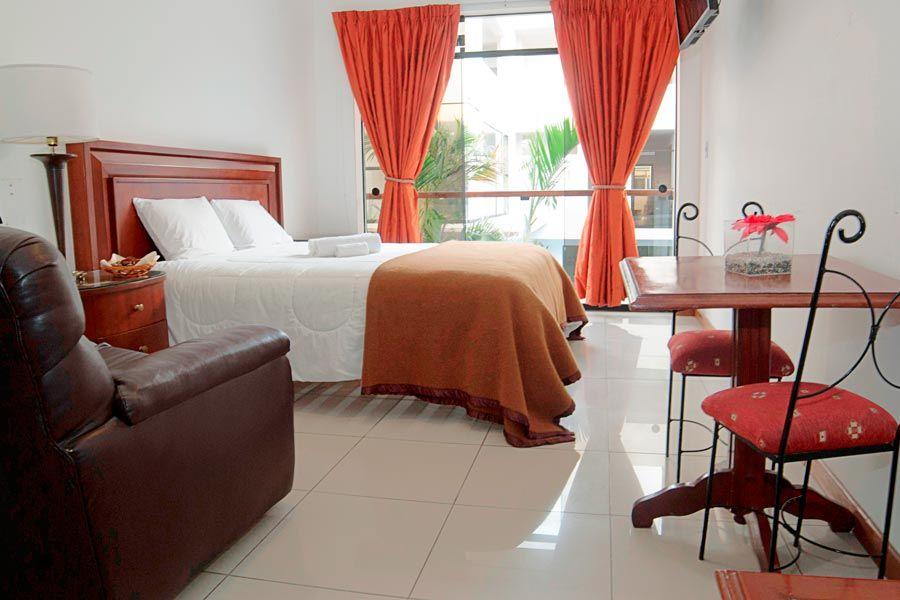 habitacion ejecutiva hotel ica